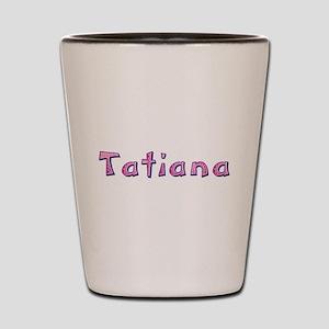 Tatiana Pink Giraffe Shot Glass