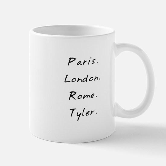 Funny Tyler Mug