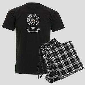 Badge-Williamson Men's Dark Pajamas