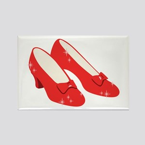 Wizard Of Oz Ruby Slippers Magnets