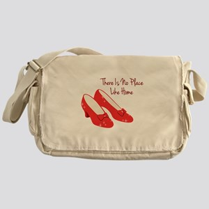 There Is No Place Like Home Messenger Bag