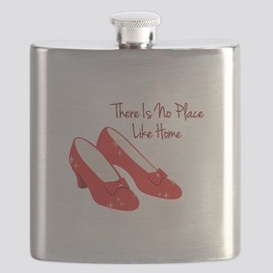 There Is No Place Like Home Flask