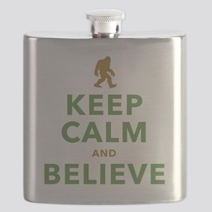 Keep Calm and Believe Flask