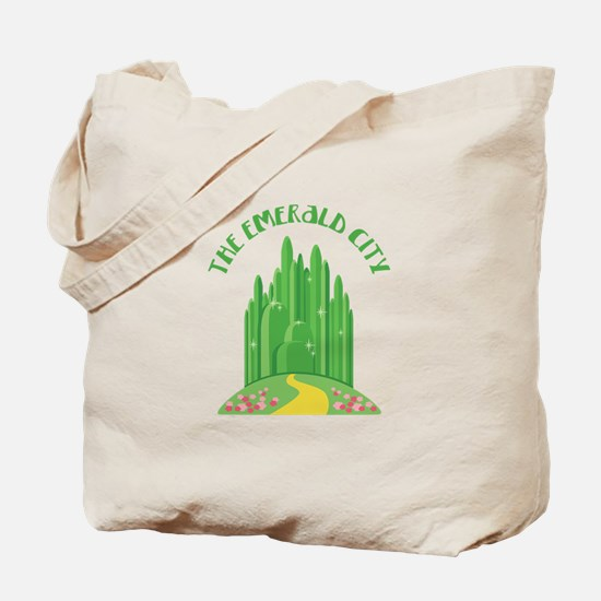 The Emerald City Tote Bag