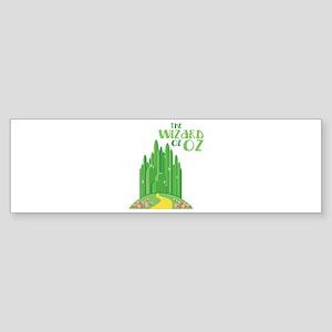 The Wizard Of Oz Bumper Sticker