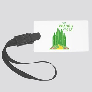 The Wizard Of Oz Luggage Tag