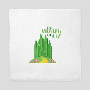 The Wizard Of Oz Queen Duvet
