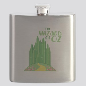The Wizard Of Oz Flask
