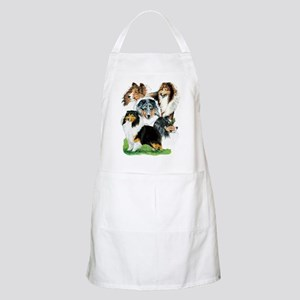 Sheltie Group BBQ Apron