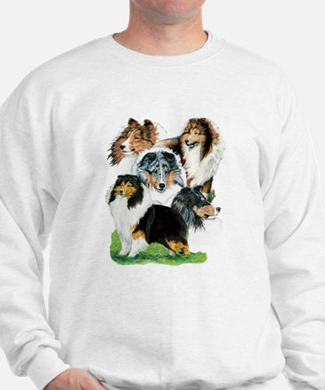 Sheltie Group Jumper