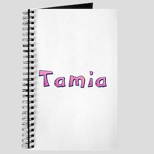 Tamia Pink Giraffe Journal