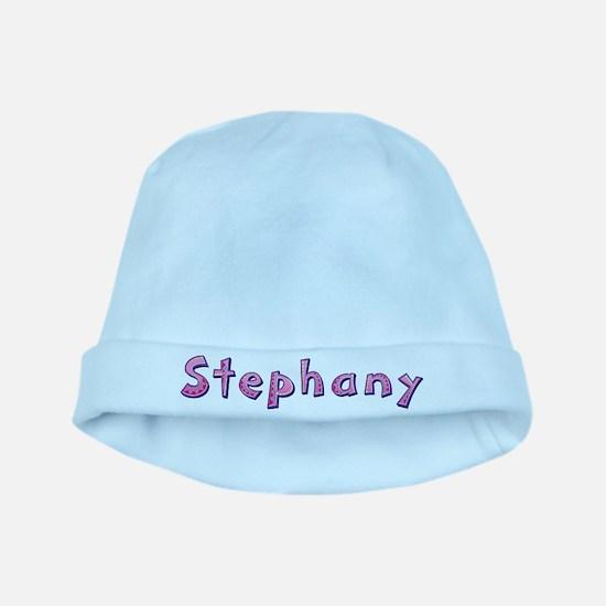 Stephany Pink Giraffe baby hat