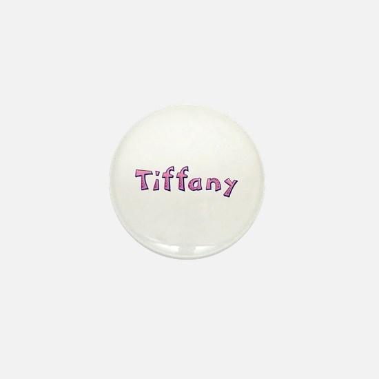 Tiffany Pink Giraffe Mini Button