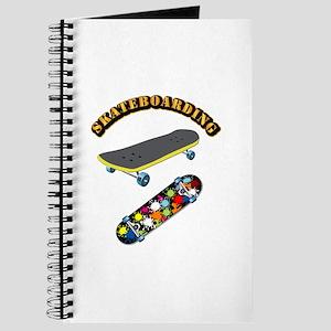 Skateboard - Skateboarding Journal