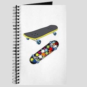 Skateboard - Skateboarding - No Txt Journal