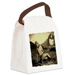 Suffering Of Gods Servant Job Canvas Lunch Bag