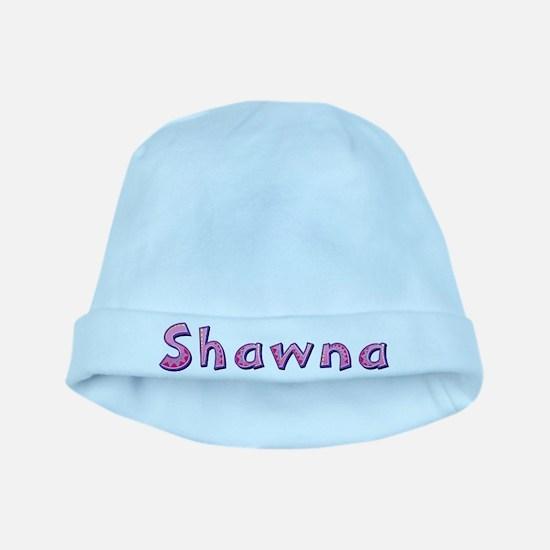 Shawna Pink Giraffe baby hat