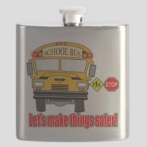 Safer school bus Flask
