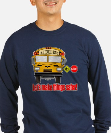 Safer school bus T