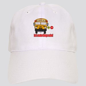 Safer school bus Cap