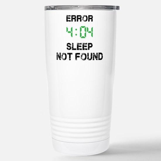 404 Travel Mug