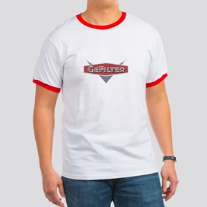 Gefilter - Ringer T-Shirt