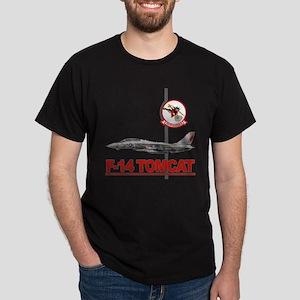 VF-191 SATAN'S KITTENS Dark T-Shirt