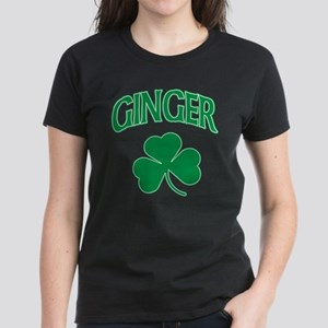 Ginger Shamrock T-Shirt