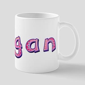 Raegan Pink Giraffe Mugs