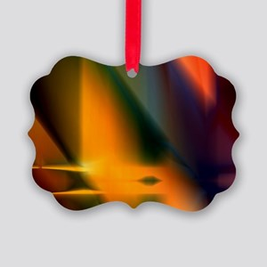 Abstract Art and Design Picture Ornament