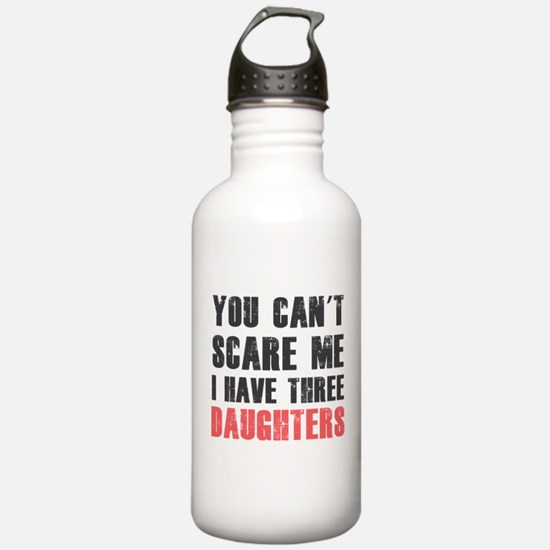 I have three daughters Water Bottle