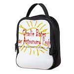 CBSAP Logo Neoprene Lunch Bag