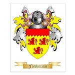 Fischmann Small Poster