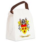 Fischmann Canvas Lunch Bag
