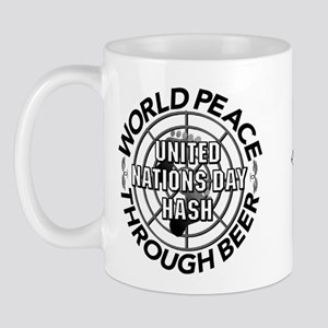 2002 World Peace Through Beer Mug