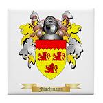 Fischmann Tile Coaster