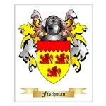 Fischman Small Poster