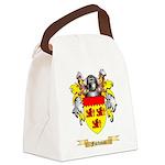 Fischman Canvas Lunch Bag