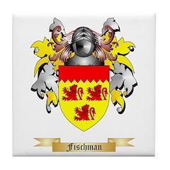 Fischman Tile Coaster