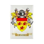 Fischlin Rectangle Magnet (100 pack)