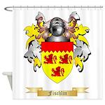Fischlin Shower Curtain