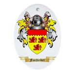 Fischleiber Ornament (Oval)