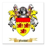 Fischhof Square Car Magnet 3