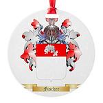 Fischer Round Ornament