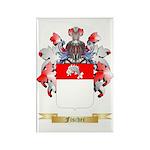 Fischer Rectangle Magnet (100 pack)