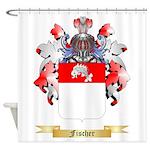 Fischer Shower Curtain