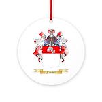 Fischer Ornament (Round)