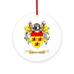 Fischelovitz Ornament (Round)