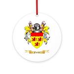 Fischel Ornament (Round)
