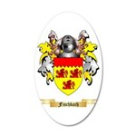 Fischbach 20x12 Oval Wall Decal